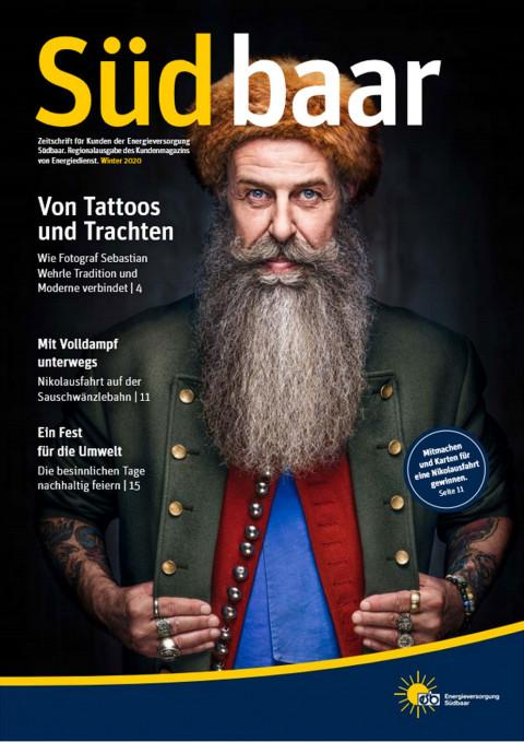 Cover Kundenzeitschrift Ausgabe 04-2020